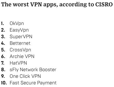 free-vpns-malware