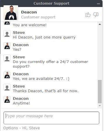 NordVPN Customer Support