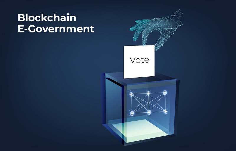 governments and blockchain