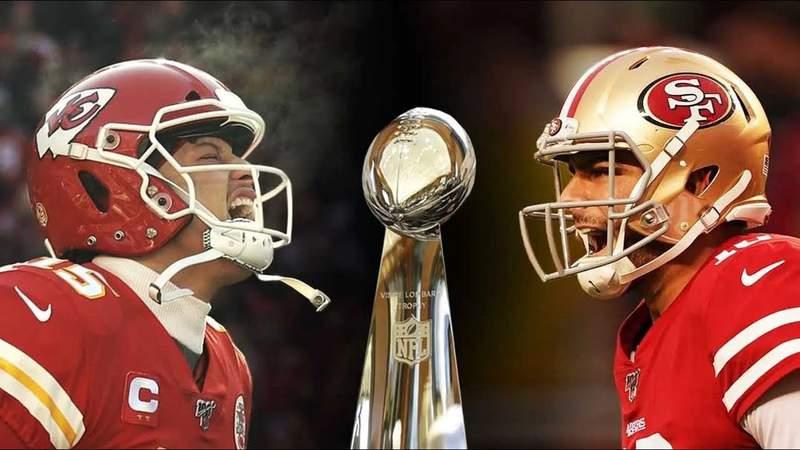 Super Bowl Finalists