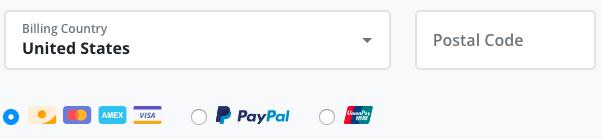 VyprVPN Payment Methods