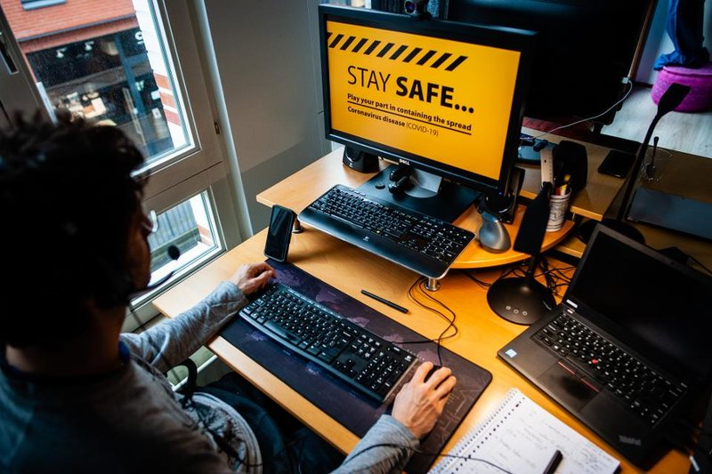 Use a VPN while Working from Home during COVID-19 Pandemic