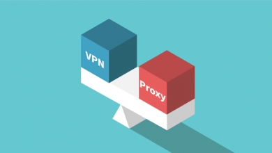 VPN vs Proxy Server: the Difference