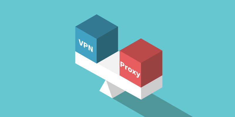 VPN vs Proxy Server: the Difference