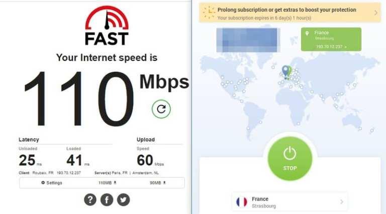 VPN Unlimited: French Server