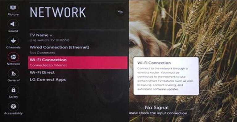 LG Network