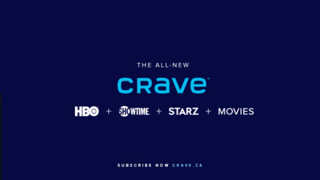 CraveTV Content
