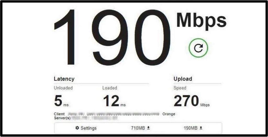 No VPN Connection