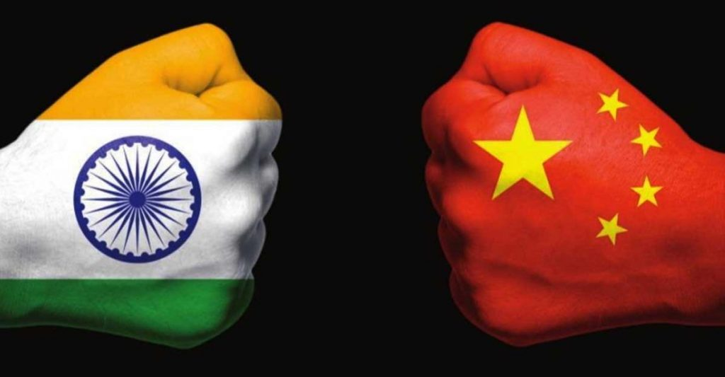 India, China Confrontation