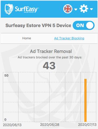 SurfEasy ad-tracking Blocker