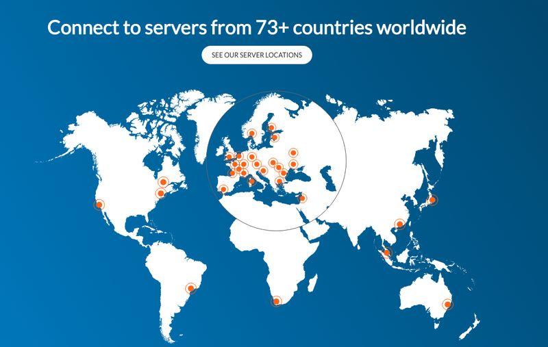 ZenMate Server Network