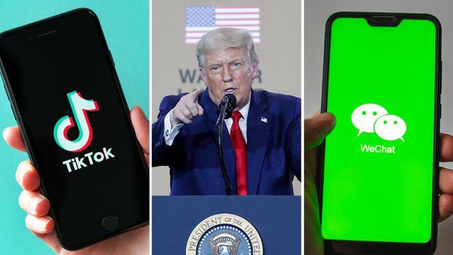 TikTok, WeChat US Ban