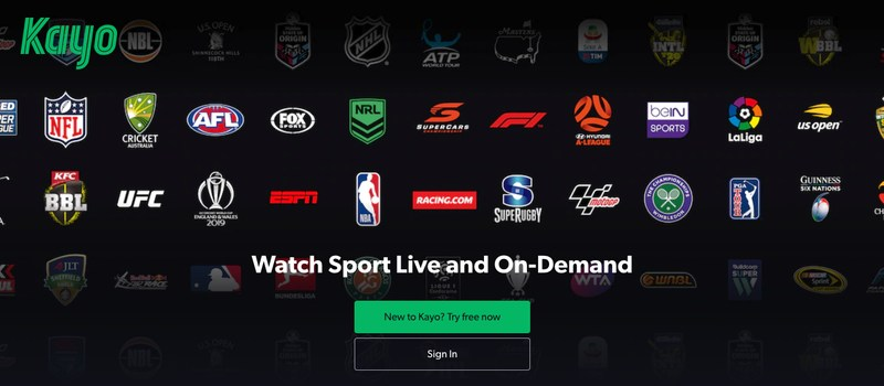 What's on Kayo Sports