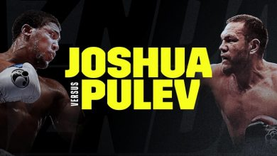 Stream Joshua vs Pulev Live Online with a VPN