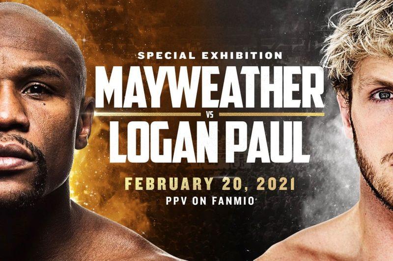 Stream Mayweather vs. Paul Live Online