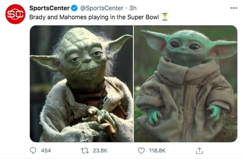 Super Bowl 2021: Brady vs. Mahomes