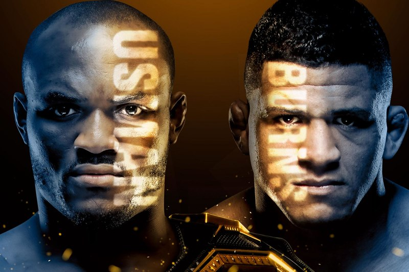 Watch UFC 258: Usman Vs. Burns Live Online With a VPN