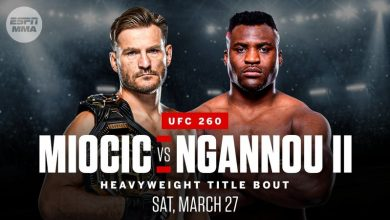 How to Watch UFC 260 Live Online