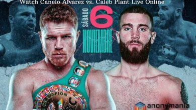 How to Watch Canelo Álvarez vs. Caleb Plant Live Online
